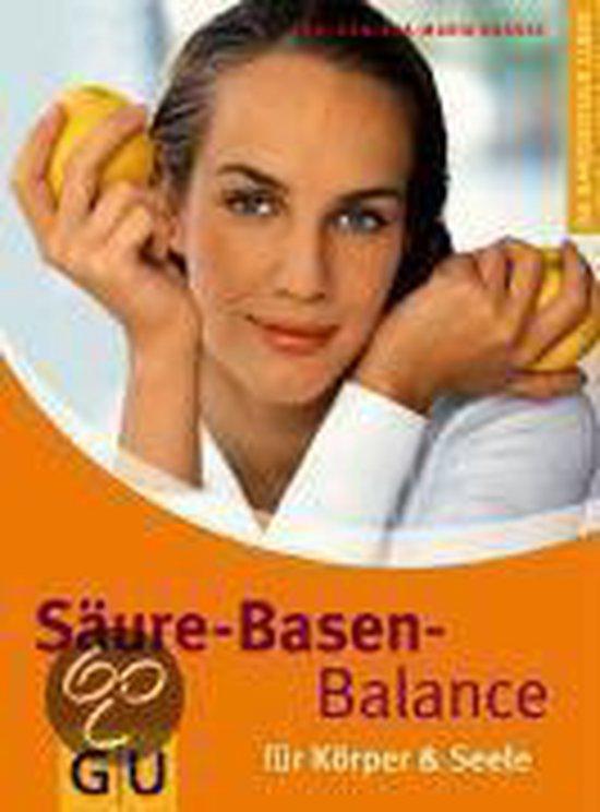 Boek cover Säure-Basen-Balance Für Körper Und Seele van Eva-Maria Kraske