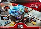 Afbeelding van Cars Mini Racers Ruze-eze draaiende racebaan