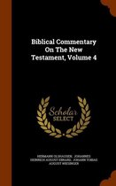Biblical Commentary on the New Testament, Volume 4