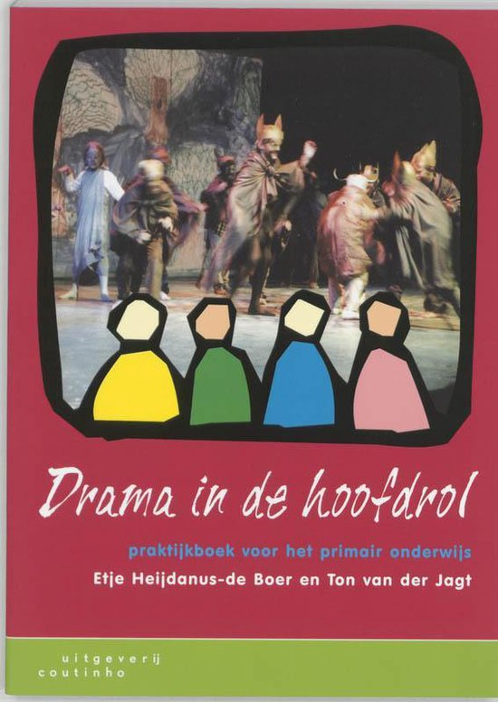 Drama in de hoofdrol - E. Heijdanus-de Boer pdf epub