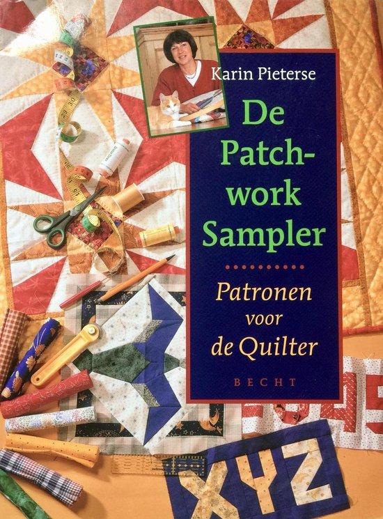 De Patchwork sampler - K. Pieterse |