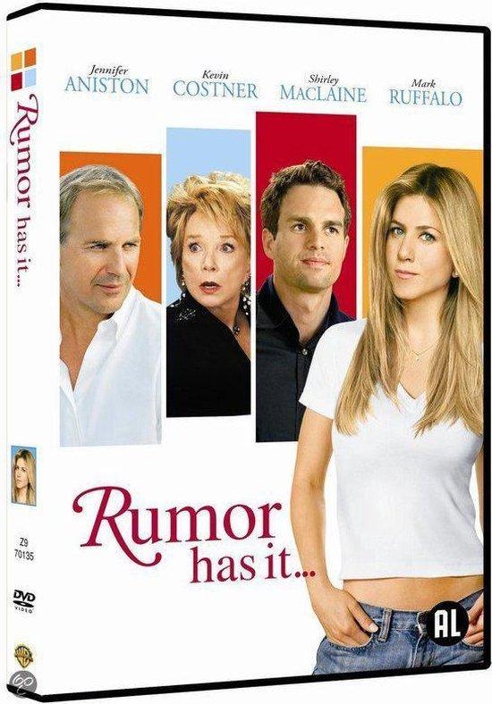 Cover van de film 'Rumor Has It'