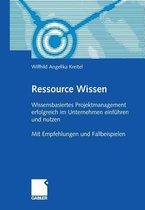 Ressource Wissen