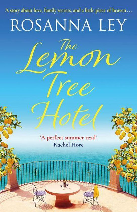 Omslag van The Lemon Tree Hotel