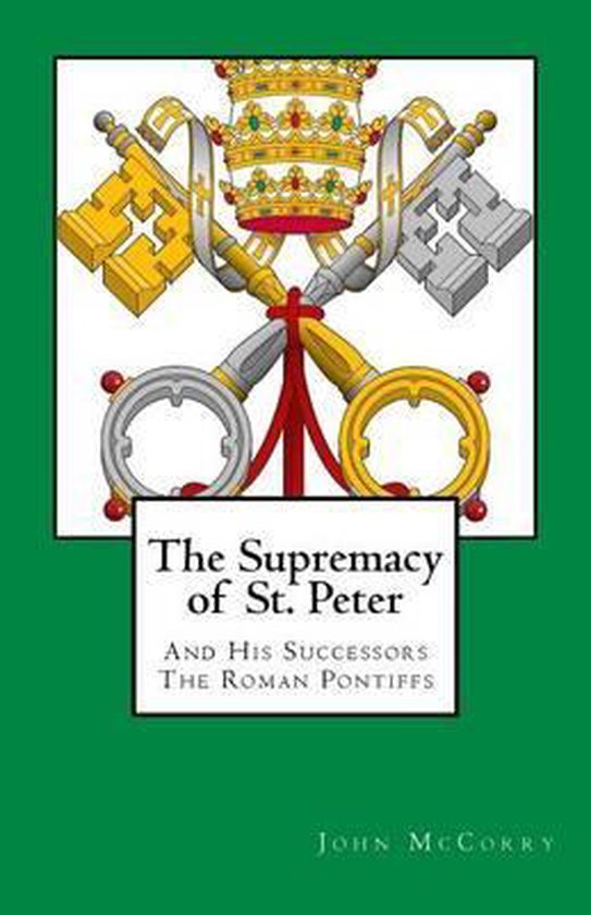 The Supremacy of St. Peter