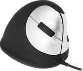 R-Go Tools R-Go HE Mouse, Ergonomisch muis, Medium (Handlengte 165-185mm), Rechtshandig, bedraad
