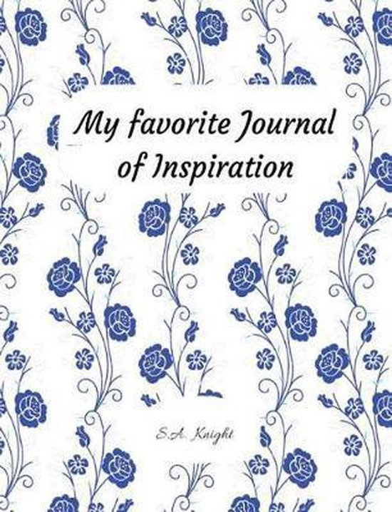 My Favorite Journal of Inspiration