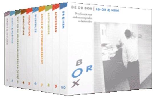 De OR Box (luisterboek) - none |