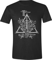 HARRY POTTER - T-Shirt The Brothers (S)
