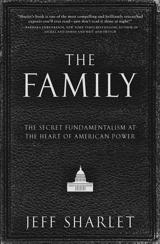 Boek cover The Family van Jeff Sharlet (Onbekend)
