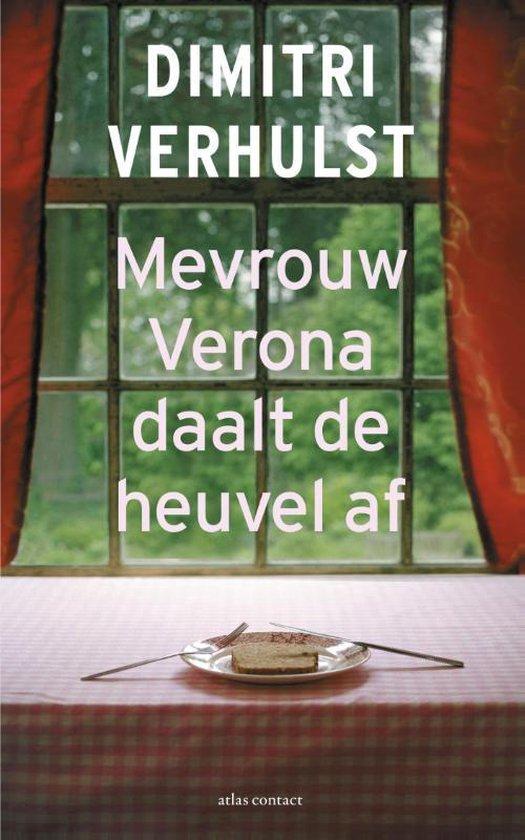 Mevrouw Verona daalt de heuvel af - Dimitri Verhulst |