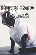 Puppy Care Logbook