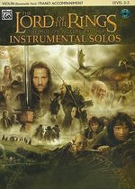 Lord of the Rings Instrumental Solos for Strings