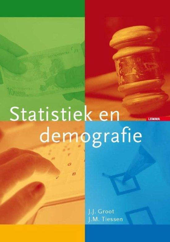 Statistiek en demografie - Jeje Groot | Fthsonline.com