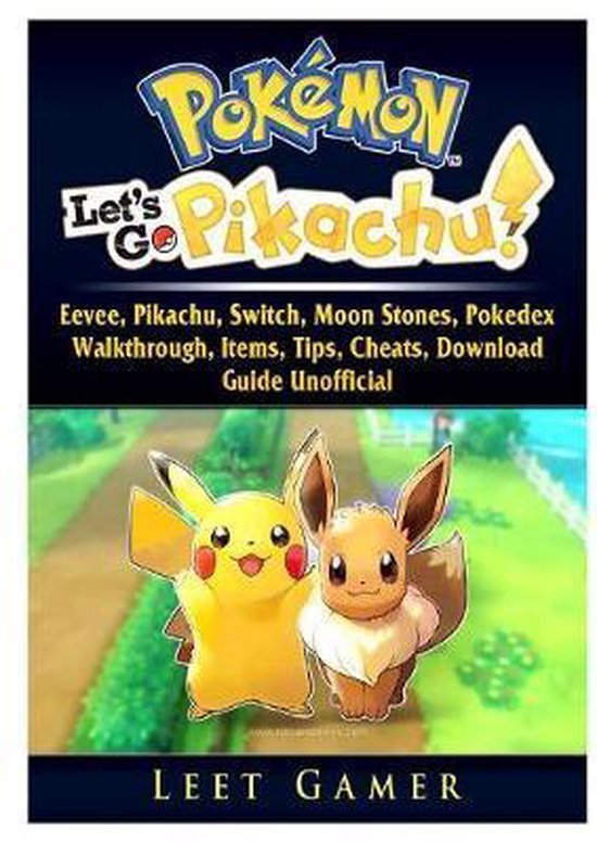 Bol Com Pokemon Lets Go Guide Unofficial Hiddenstuff 9780359401802 Boeken