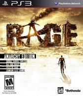 Bethesda Rage Anarchy Edition, PS3 video-game PlayStation 3 Basic + DLC