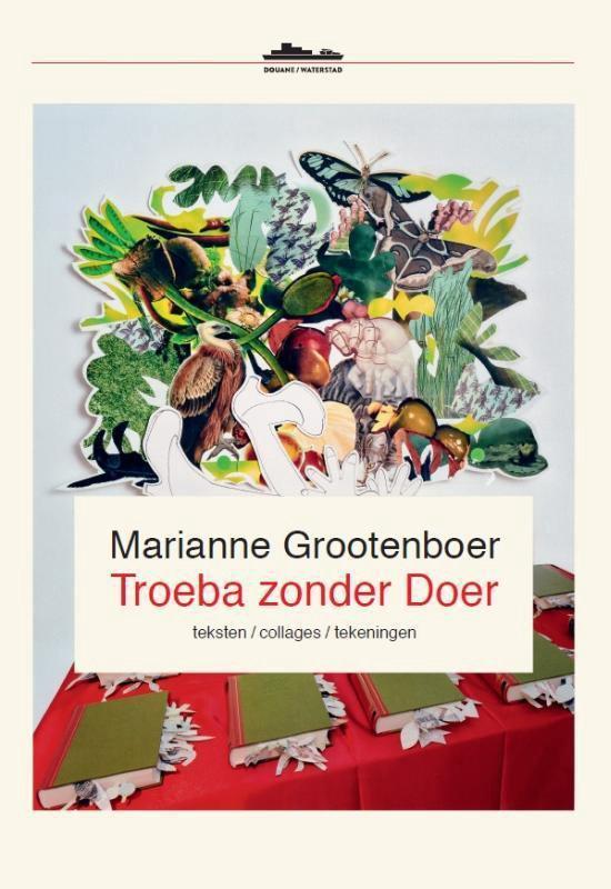 Troeba zonder Doer - Marianne Grootenboer  