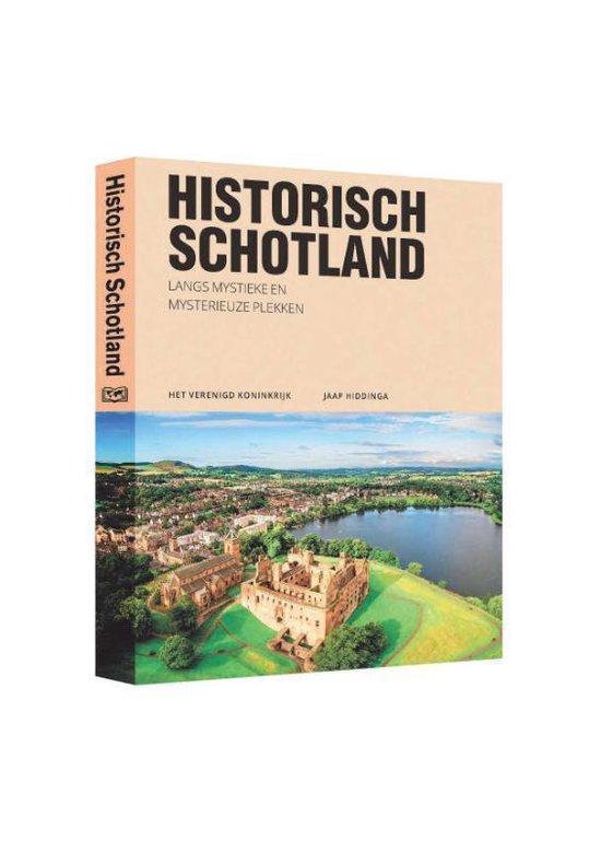 Historisch Schotland - Jaap Hiddinga pdf epub