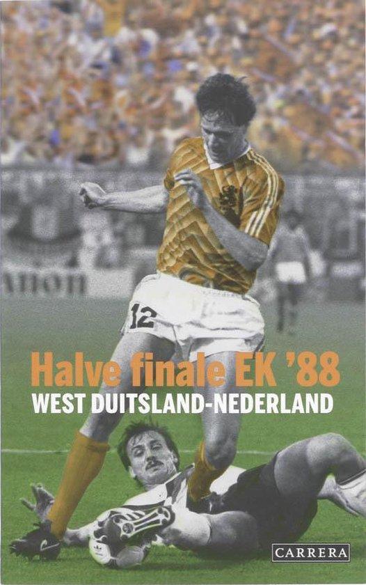 Afbeelding van Halve Finale Ek 1988