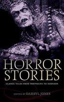 Omslag Horror Stories