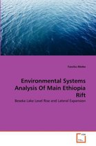 Environmental Systems Analysis of Main Ethiopia Rift