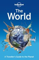 Boekomslag van 'Lonely Planet: the World'