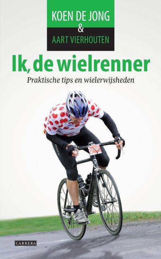 Cover van het boek 'Ik, de wielrenner'