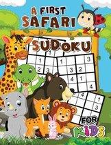A First Safari Sudoku for Kids