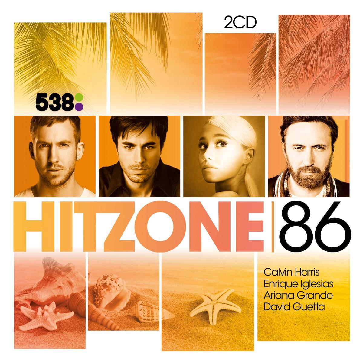 538 Hitzone 86 - Various