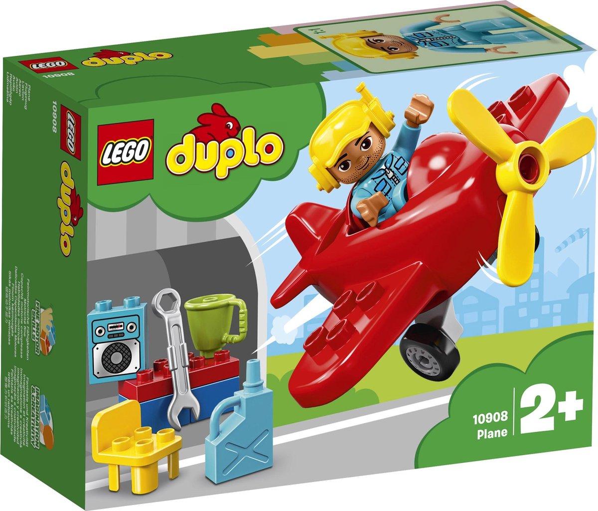 LEGO DUPLO 10908 - Vliegtuig