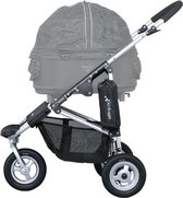 Airbuggy frame dome2 set zilver Small