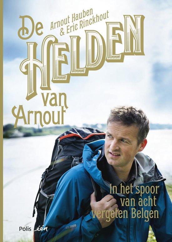Boek cover De helden van Arnout van Arnout Hauben (Paperback)