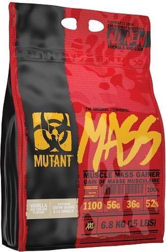 Mutant Mass - 6800 gram - Vanilla Ice Cream