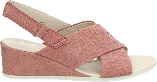 ECCO Shape 35 Wedge dames sandaal Roze Maat 40