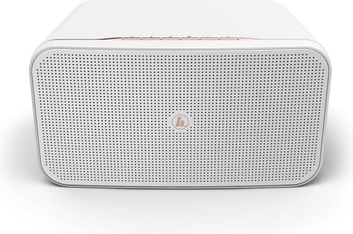 """Hama Smart-speaker """"SIRIUM2000AMBT"""", Alexa/Bluetooth®, wit"""