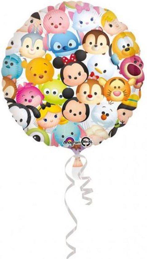 Disney Tsum Tsum folieballon ø 43 cm.