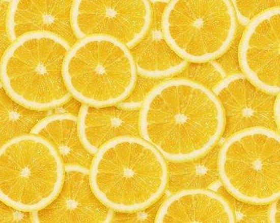 Vinyl Placemat | Sinaasappels | 6 stuks (1 gratis)