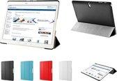 TriFold Smart Case voor de Samsung Galaxy Tab S 10.5 Tablet, Slimfit Handgemaakte Beschermhoes