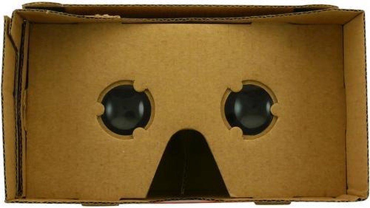 GadgetBay Universele Cardboard VR Glasses - Karton DIY