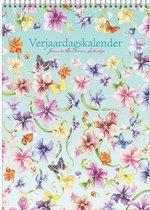 Verjaardagskalender Janneke Brinkman 'Orchidee'