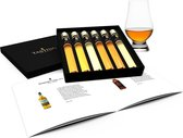 Tasting Collection World Whisky Proeverij - 6.3 - 6 Tubes in Luxe doos