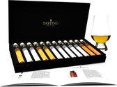 Tasting Collection Grappa Proeverij - 12 Tubes in Luxe Doos