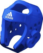 adidas Hoofdbeschermer Taekwondo Blauw Large