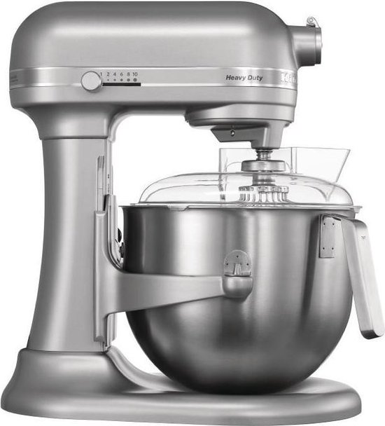 KitchenAid Professional Keukenmachine - Zilver