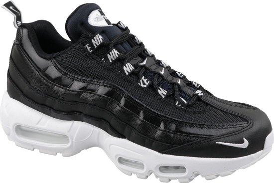 Nike Air Max 95 Premium 538416-020, Mannen, Zwart, Sneakers maat: 43 EU