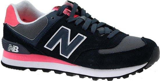 bol.com | New Balance WL574 CPL - Sneakers - Dames - Zwart ...