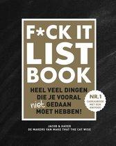 F*CK-it list book