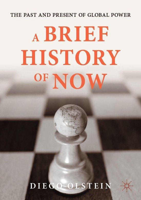 Boek cover A Brief History of Now van Diego Olstein (Onbekend)