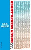 Boek cover 365 dagen Nederlander van Naeeda Aurangzeb (Paperback)
