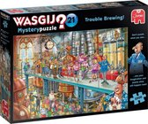 Wasgij Mystery 21 Leven in de Brouwerij puzzel - 1000 stukjes - Multicolor